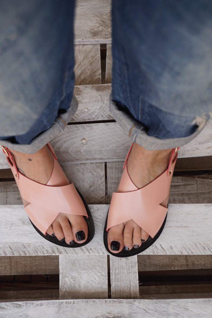 Sandale dama FUNKY X, roz