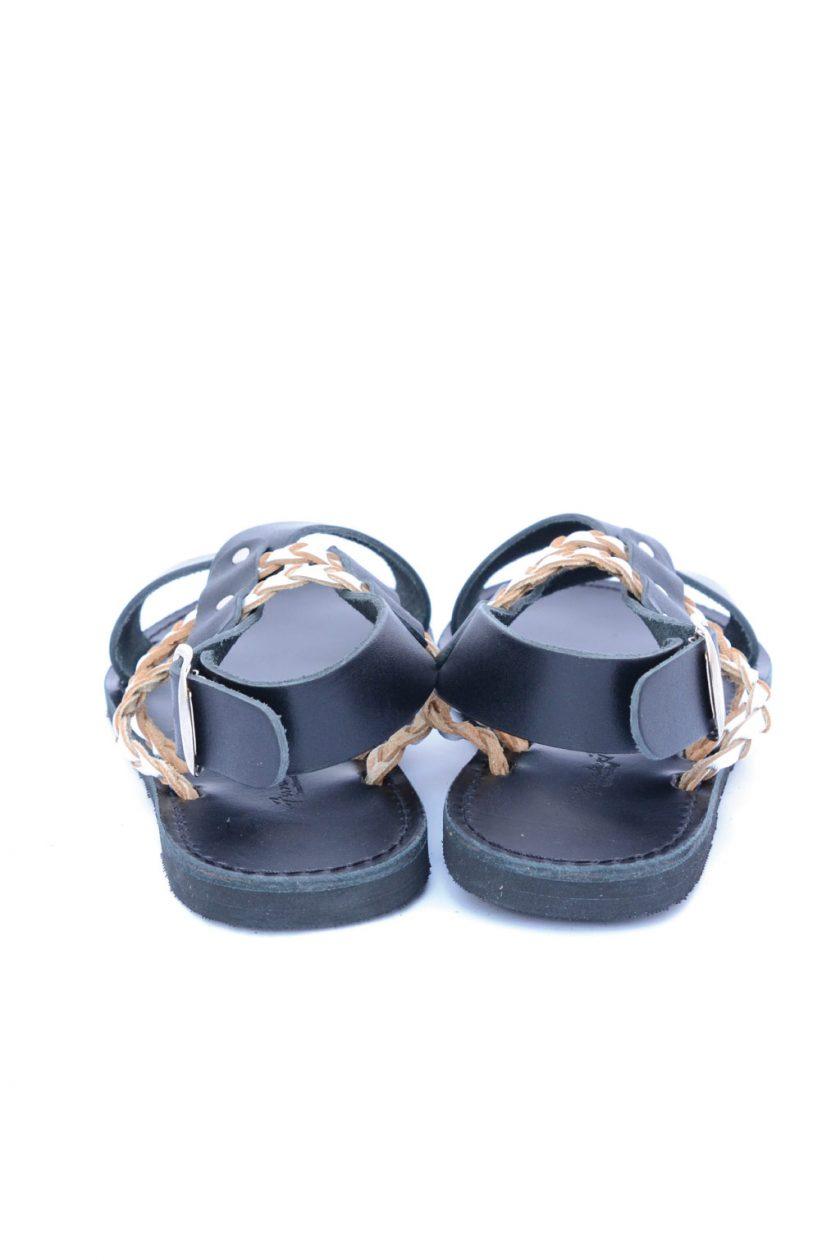 Sandale grecesti piele naturala FUNKY STYLE