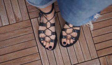Sandalele romane – o istorie de 500.000 de ani