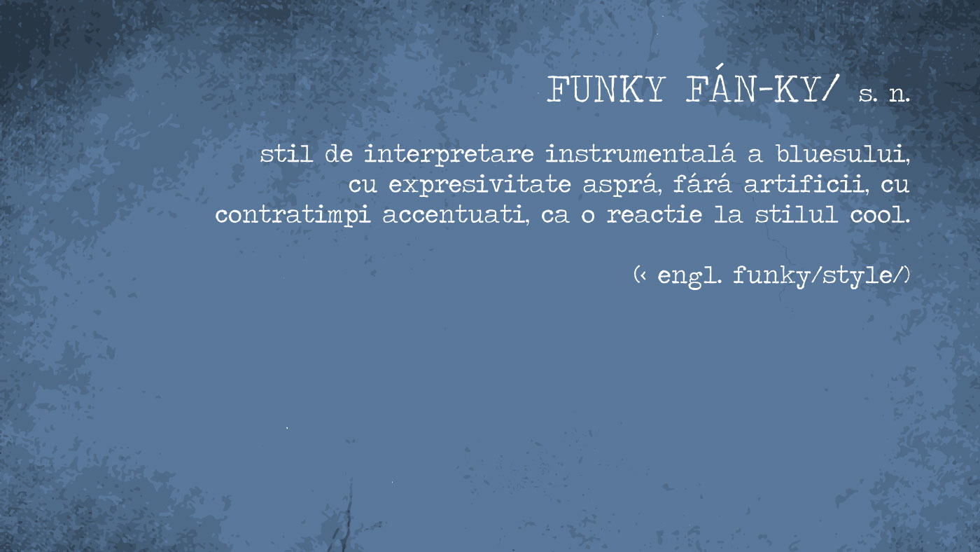 blog FUNKYFAIN | definitie funky