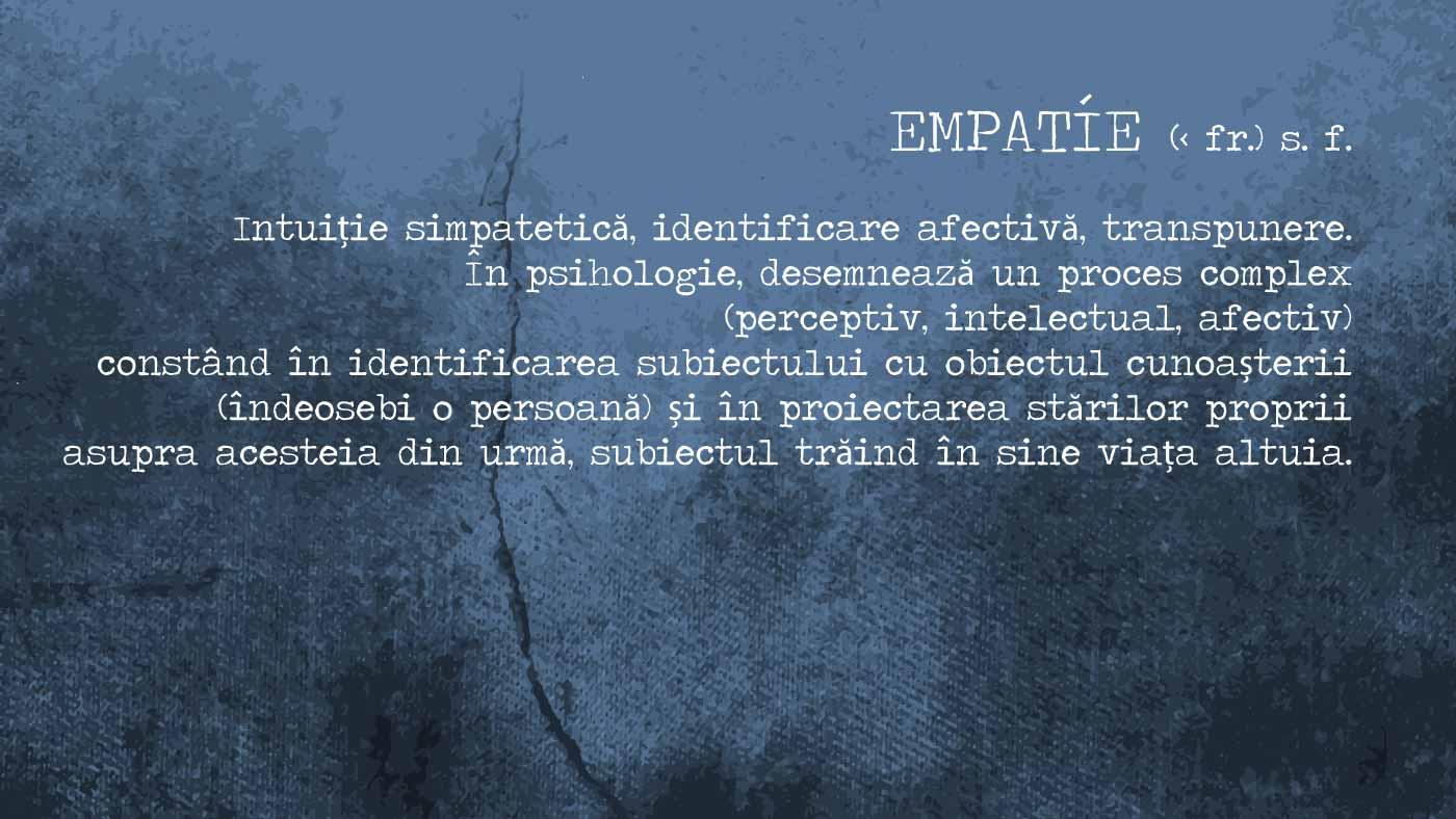 blog FUNKYFAIN | definitie empatie
