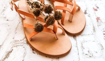 Precomandă acum perechea de sandale care ți-a picat cu tronc!