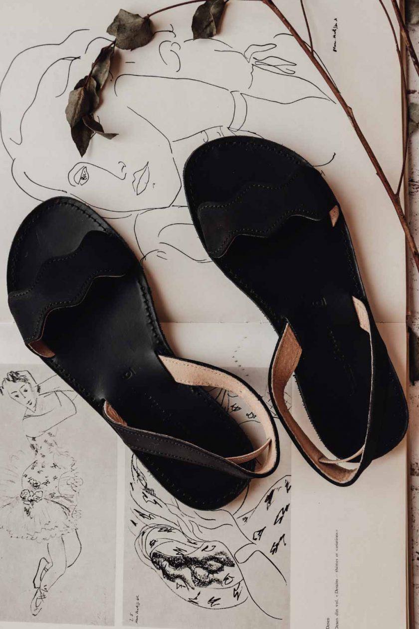 Sandale FUNKY VIBE, negru