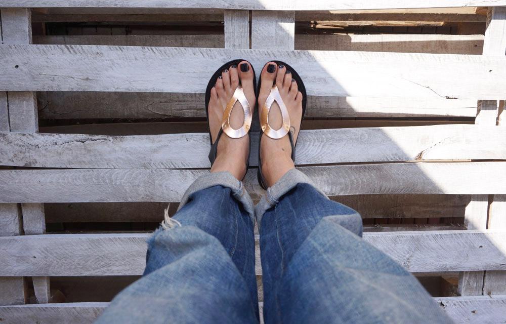sandale-funky-colors-bronz