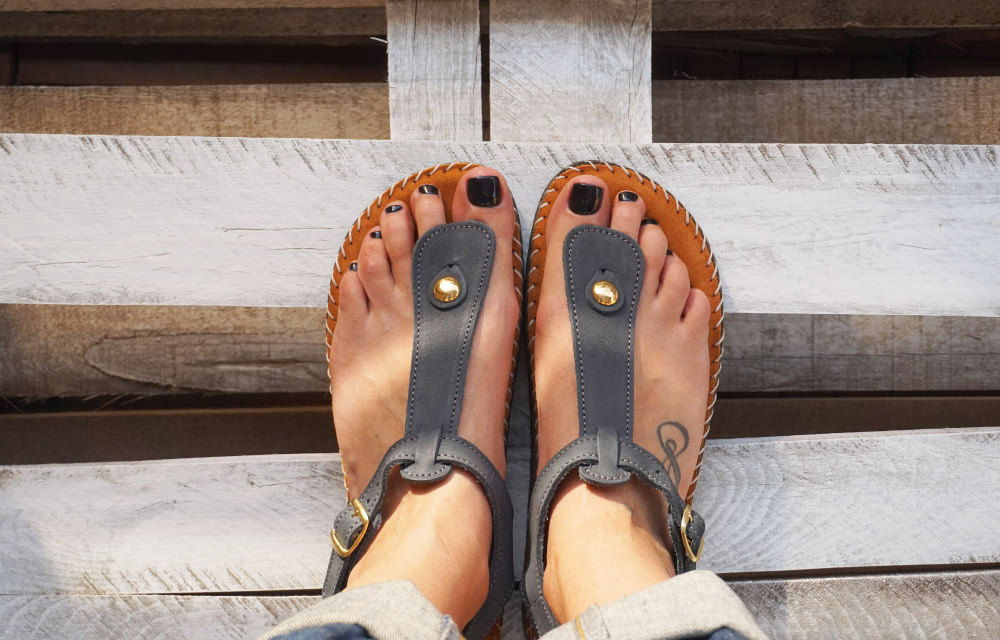 sandale-funky-comfy-gri