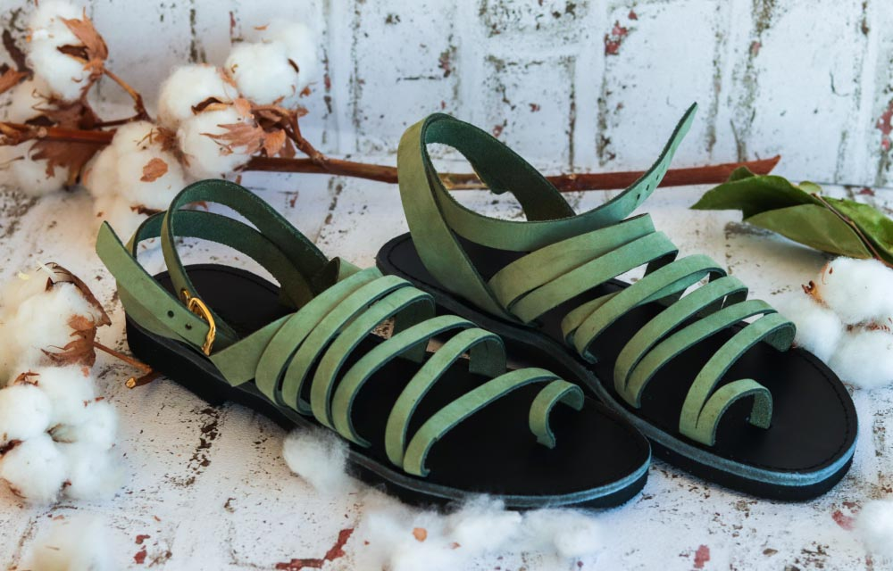 sandale-funky-fit-verde