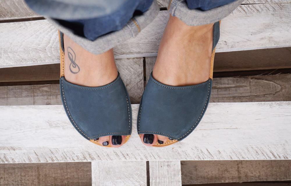 sandale-funky-q-bleumarin