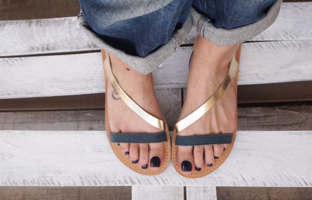 sandale-funky-stripes-bleumarin